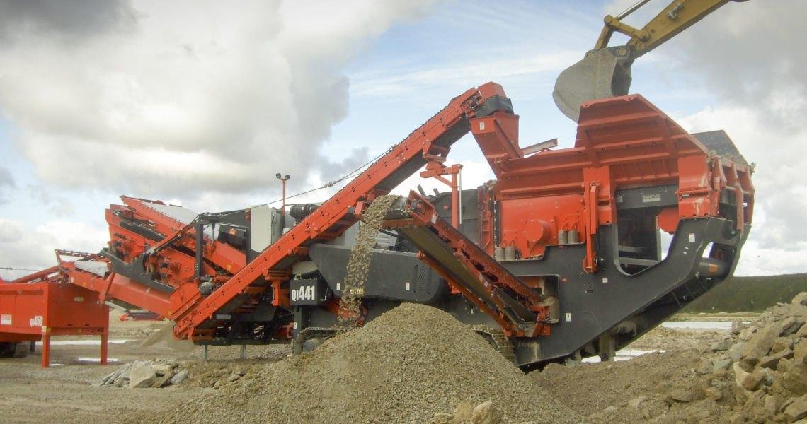 Premier Equipment | QI441 Mobile Impact Crusher